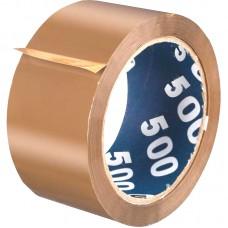 Скотч Unibob 72мм*66м, 45 мкм коричневый