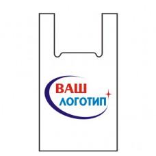 Пакеты с логотипом, ПНД 30*50, 15 мкм, 1+0 (30 000 шт)