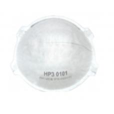 Полумаска формованная фильтрующая без клапана FFP1