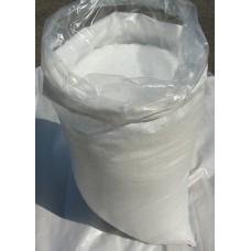 Мешок полипропиленовый на 25 кг, 45см*75см ВС, белый с ПЭ вкладышем