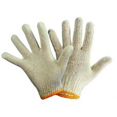 Перчатки х/б без ПВХ 4 нити